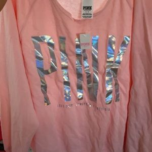 Brand new Victoria's Secret Pink sweatshirt